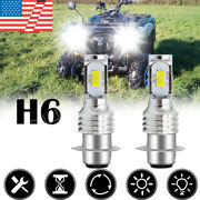 For Yamaha Led Headlights Bulbs Replacement For Yamaha Banshee Big Bear Blaster