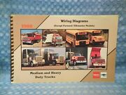 1988 Chevrolet Gmc Truck Medium And Heavy Electrical Diagrams And Diagnosis Manual