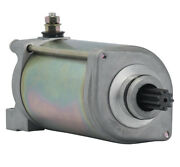 New 12v Starter Fits Can-am Motorcycle Spyder Rt Limited 2010-2013 228000-7461