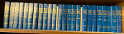 Set Of 26 Westand039s Texas Digest P. 2d Law Books Blue Covers Antique Law Books 1-13