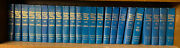 Set Of 23 Westand039s Texas Digest P. 2d Law Books Blue Covers Antique Law Books