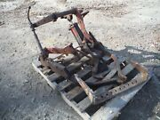 Ih Farmall 300 330 350 Tractor Fast Hitch With Draw Bar Came Off Working Tractor