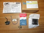 Nos Omc Sterndrive Audible Oil Pressure And Water Temp Warning Kit 0987309