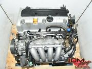Used Honda Accord And Odyssey 03-08 2.4l Dohc I-vtec Replacement K24a Engine