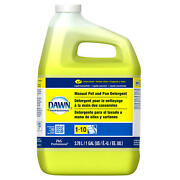 Dawn Professional Manual Pot And Pan Detergent Lemon Scent 1 Gallon Free Shipping.