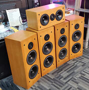 Custom Five-cabinet Home Theater Surround Sound Speaker System - Great Speakers