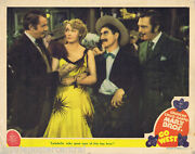 Go West Vintage Original Lobby Card The Marx Brothers Groucho Marx
