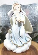Blessed Art Thou Among Women 1998 Precious Moments Figurine Care-a-van Exclusive