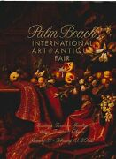 Palm Beach International Art And Antiques Fair, Paintings, Furniture, Jewelry, S..