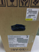 Fanuc A06b-6110-h026 Servo Amplifier 1pc Expedited Shipping New