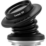 Lensbaby Spark 2.0 For Canon Ef Lbsp2c