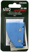 Kato N Scale 24-840 Turnout Control Switch Free Ship W/tracking New From Japan