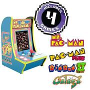 Arcade1up Ms. Pac-man Counter-cade - 4 Games In 1 8261
