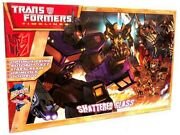 Transformers Timelines Collectorand039s Clubs Shattered Glass Action Figure Set