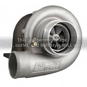 Precision Turbo Gen1 6766 Bb E Cea Billet T4 Divided Inlet V-band Out 1.32 A/r