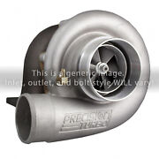 Precision Turbo Gen1 6766 Jb Hp Cea Billet T4 Divided Inlet V-band Out 1.15 A/r