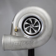 Precision Turbo Gen2 6875 B Bearing Hp Cea T4 Stainless V-band In/out .81 A/r