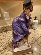 """Giuseppe Armani Figurines Collectibles Florence """"the Merry Clown"""" 18"""""""