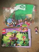 Lego- Friends- Olivia's Tree House- 3065- 100 Complete