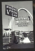 Real Photo Gateway Shopping Phone From Car Coin Operated Postcard Copy