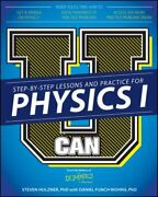 U Can - Physics I For Dummies By Dummies Press Staff Steven Holzner