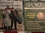 March 1959 And April 1956 Sports Illustrated Baseball Issue