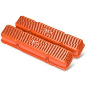 241-272 Holley Set Of 2 Valve Covers New For Olds Suburban Savana Cutlass Pair