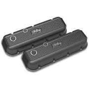 241-302 Holley Set Of 2 Valve Covers New For Chevy Suburban Express Van Pair