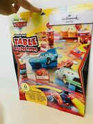 Hallmark Disney/pixar Cars Party Punch Out Table Decorations, New Sealed