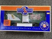 Lionel 8-87022 2001 G Large Scale Christmas Boxcar