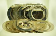 Baldwin And Miller Co. Set Of Twelve 12 Bread And Butter Sterling Silver Plates