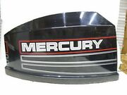 1995 Mercury 25hp Top Cowling Cover Hood Shroud 9163a19 Boat Motor Outboard