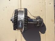 Ford 881 800 Tractor Original Select O Speed Transmission Lower Drive Gear And Bea