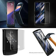 Phone Hd Hydraulic Film Inner And Outer Screen Protector For Motorola Moto Razr 5g