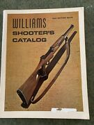 Lot Of 3 Vintage 1960s Gun Catalogs Guides Williams Gunsight Crspecialty Buxtons