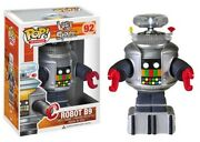 Funko Pop 2014 Television Lost In Space Robot B9 92 Vaulted Mimb In Stock