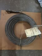 Yale 649564204 Wire Rope Asm 43s143-s6x37-102 Left Lay