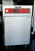 Vulcan Vrh8 Cook And Hold / Oven Cabinet Half Height 1/2 Size Oven School Nice