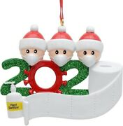 Diy Personalized Christmas Ornament 2020 Christmas Ornaments Hanging Family Gift