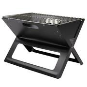 Portable Charcoal Grill Mangal Stove Bbq Barbeque Outdoor Party Camping Tool Us