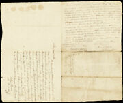 John Jacob Astor - Manuscript Document Signed 08/25/1804 With Co-signers