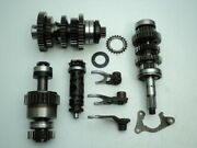 Honda Cb750 K A239 Transmission And Miscellaneous Gears W/ Shift Drum And Forks