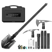 High-carbon Steel Outdoor Camping Survival Tactical Axe Multifunctional Shovel