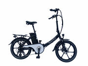 Germanxia Electric Folding Bicycle 20 Alloy Rims Gas Handle 562wh 7g