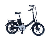 Germanxia Electric Folding Bicycle 20 156ah 7g To 140km Alloy Rims Gas Handle