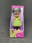 🌟collectible 📈 Disney Princess Poseable 3-inch Toddler Doll Tiana