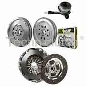 Clutch Kit And Luk Dmf With Csc For Vauxhall Vivaro Platform/chassis 2.0 Cdti