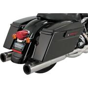 Vance And Hines - 26457 - Stainless Hi-output Duals Exhaust System