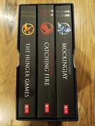 The Hunger Games Trilogy Paperback Box Set By Suzanne Collins Free Shipping
