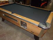 Valley 7 Ft. Coin Op Pool Table Pt275